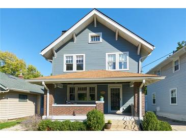 Photo one of 5442 E Hibben Ave Indianapolis IN 46219 | MLS 21816879