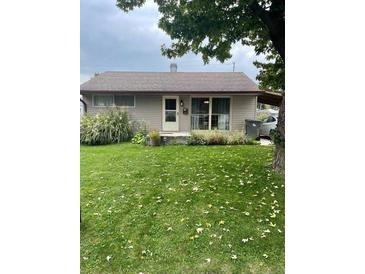 Photo one of 1819 N Irvington Ave Indianapolis IN 46218 | MLS 21816894