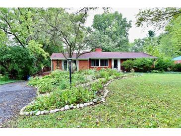 Photo one of 4714 Kessler View Dr Indianapolis IN 46220   MLS 21816910
