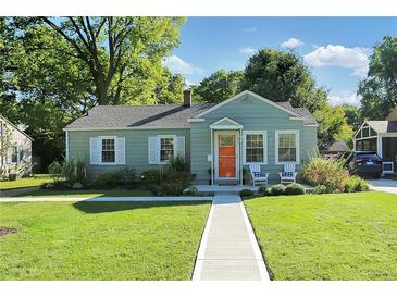 Photo one of 5535 Rosslyn Ave Indianapolis IN 46220 | MLS 21816917