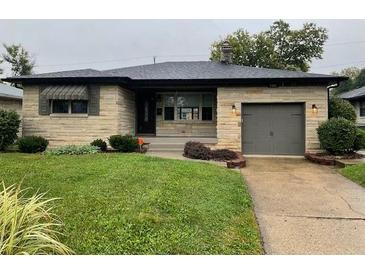 Photo one of 1107 Lesley Ave Indianapolis IN 46219 | MLS 21816954