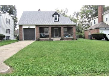 Photo one of 3511 Forest Manor Ave Indianapolis IN 46218   MLS 21816993