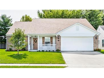 Photo one of 712 Bluff Creek Dr Fortville IN 46040   MLS 21817044
