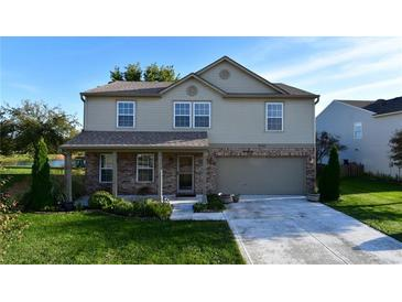 Photo one of 9061 Bayview Cir Plainfield IN 46168   MLS 21817057
