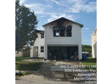 Photo one of 3021 Everbloom Way Indianapolis IN 46217 | MLS 21817107