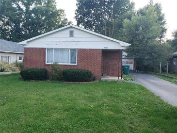 Photo one of 8917 Robey Dr Indianapolis IN 46234 | MLS 21817136