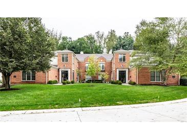 Photo one of 6510 Meridian Parkway # C Indianapolis IN 46220   MLS 21817166