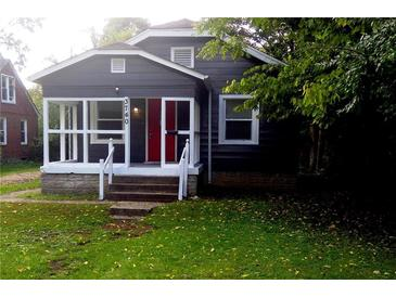 Photo one of 3740 N Gladstone Ave Indianapolis IN 46218 | MLS 21817178