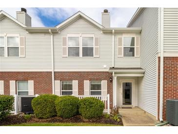 Photo one of 12215 Pebble St # 1000 Fishers IN 46038   MLS 21817231