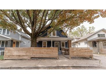 Photo one of 816 N Parker Ave Indianapolis IN 46201 | MLS 21817234