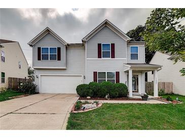 Photo one of 11527 Half Mile Dr Indianapolis IN 46236   MLS 21817241