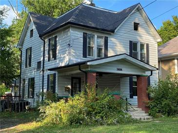 Photo one of 5526 E University Ave Indianapolis IN 46219 | MLS 21817248