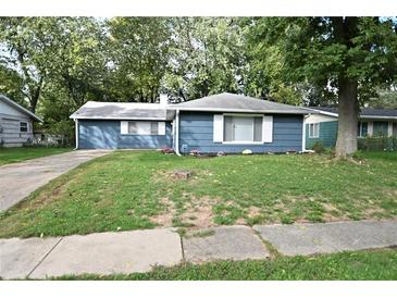 Photo one of 8040 E 36Th Pl Indianapolis IN 46226 | MLS 21817252