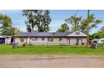 Photo one of 1739 Kildare Ave Indianapolis IN 46218   MLS 21817263