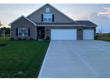 Photo one of 190 Blue Lace Dr Whiteland IN 46184   MLS 21817303