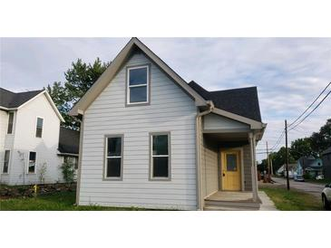 Photo one of 358 Terrace Ave Indianapolis IN 46225 | MLS 21817307