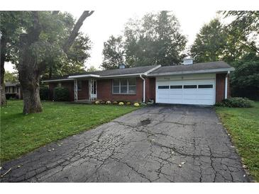 Photo one of 5334 N Bosart Ave Indianapolis IN 46220 | MLS 21817324