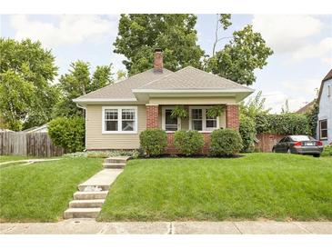 Photo one of 5347 Guilford Ave Indianapolis IN 46220 | MLS 21817325