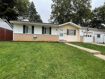 Photo one of 408 Hickory Ln Plainfield IN 46168 | MLS 21817331