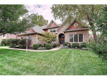Photo one of 11376 Heron Pass Fishers IN 46037   MLS 21817336