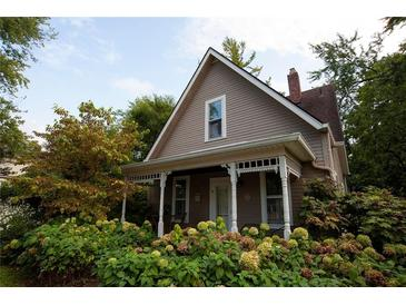 Photo one of 5811 Julian Ave Indianapolis IN 46219 | MLS 21817340