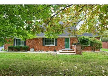 Photo one of 6734 Bloomfield Dr Indianapolis IN 46259 | MLS 21817348