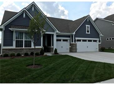 Photo one of 10238 Cloverbank Dr Fishers IN 46040   MLS 21817374