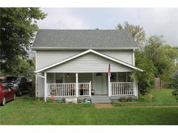 Photo one of 5005 Mathews Ave Indianapolis IN 46227   MLS 21817377