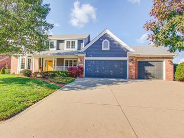 Photo one of 1106 Fallway Ct Shelbyville IN 46176 | MLS 21817399