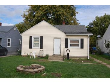 Photo one of 5010 E English Ave Indianapolis IN 46201   MLS 21817448