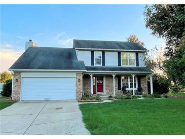 Photo one of 173 Leonainie Ct Greenfield IN 46140   MLS 21817470