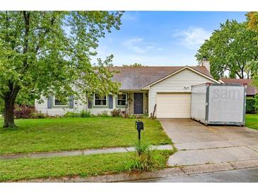 Photo one of 7111 Eagle Bay S. Dr. Indianapolis IN 46254 | MLS 21817482