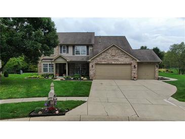 Photo one of 8343 Hunters Meadow Way Indianapolis IN 46259   MLS 21817517