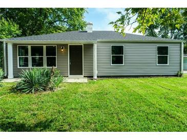 Photo one of 3521 N Audubon Rd Indianapolis IN 46218 | MLS 21817528