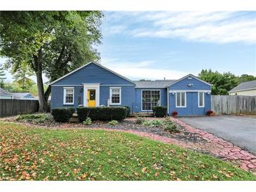 Photo one of 6710 N Caroline Ave Indianapolis IN 46220 | MLS 21817596