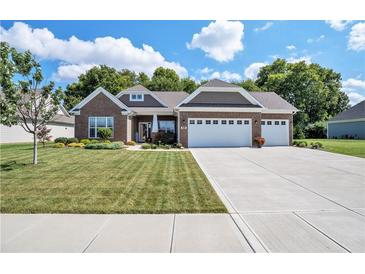 Photo one of 531 Westberry Ln Greenwood IN 46142 | MLS 21817601