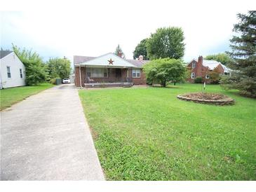 Photo one of 1629 Tulip Dr Indianapolis IN 46227 | MLS 21817602