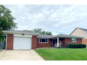 Photo one of 3211 Saint Charles Pl Indianapolis IN 46227 | MLS 21817636