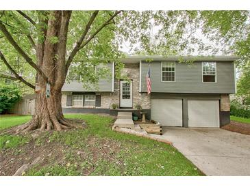 Photo one of 11415 Crestview Dr Fishers IN 46038 | MLS 21817659