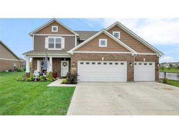 Photo one of 3317 S Ansley Dr New Palestine IN 46163 | MLS 21817722