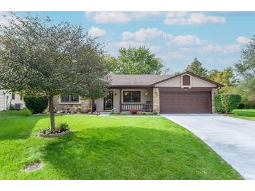 Photo one of 5123 Carob Ct Indianapolis IN 46237 | MLS 21817726