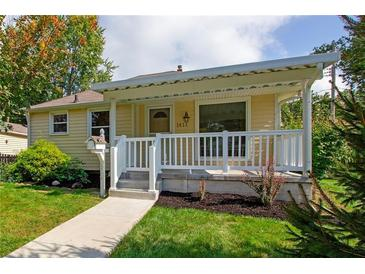 Photo one of 1411 N Kenmore Rd Indianapolis IN 46219 | MLS 21817750