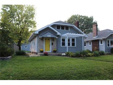 Photo one of 4906 N Kenwood Ave Indianapolis IN 46208 | MLS 21817775