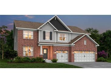 Photo one of 5400 Cimmaron Ave McCordsville IN 46055 | MLS 21817813