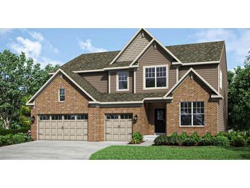Photo one of 2358 S Stonehill Way New Palestine IN 46163   MLS 21817816
