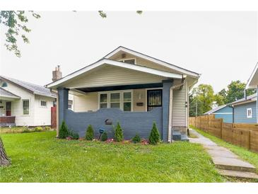 Photo one of 705 N Emerson Ave Indianapolis IN 46219 | MLS 21817847