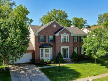 Photo one of 8845 Providence Dr Fishers IN 46038   MLS 21817880