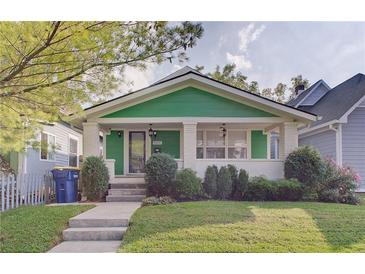 Photo one of 1805 Woodlawn Ave Indianapolis IN 46203 | MLS 21817889