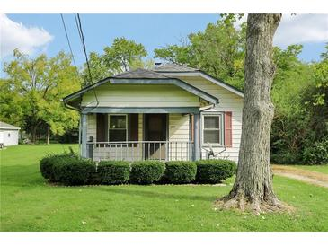 Photo one of 5049 Mathews Ave Indianapolis IN 46227 | MLS 21817911