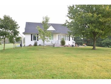 Photo one of 228 E Greencastle Rd Mooresville IN 46158 | MLS 21818003